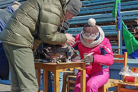 Эксперты А. Катцин и О. Исакова, Красноярск.
