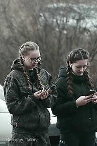 Помощники организаторов